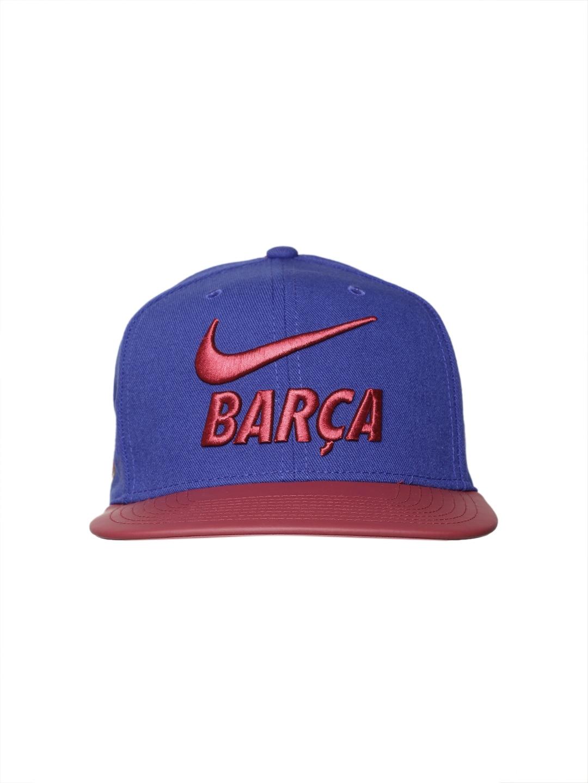 Buy Nike Unisex Black FC Barcelona Cap - Caps for Unisex 122163  4b66200b0b4