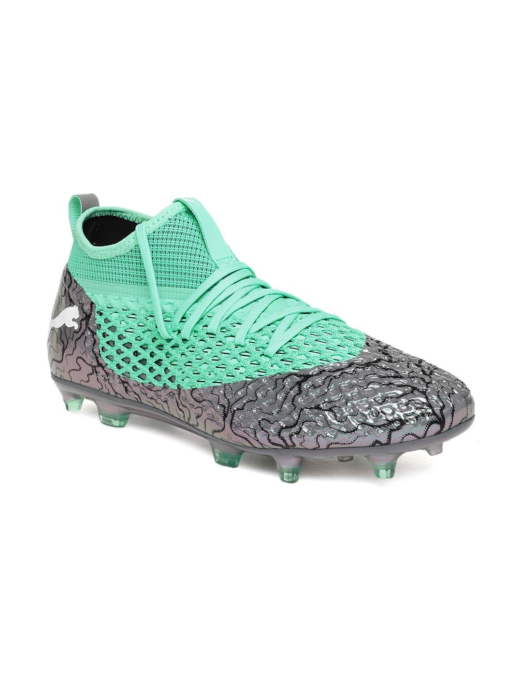 baf5f0e0430 Buy Nike Men White   Green PHANTOM 3 ACADEMY DF FG Football Shoes ...