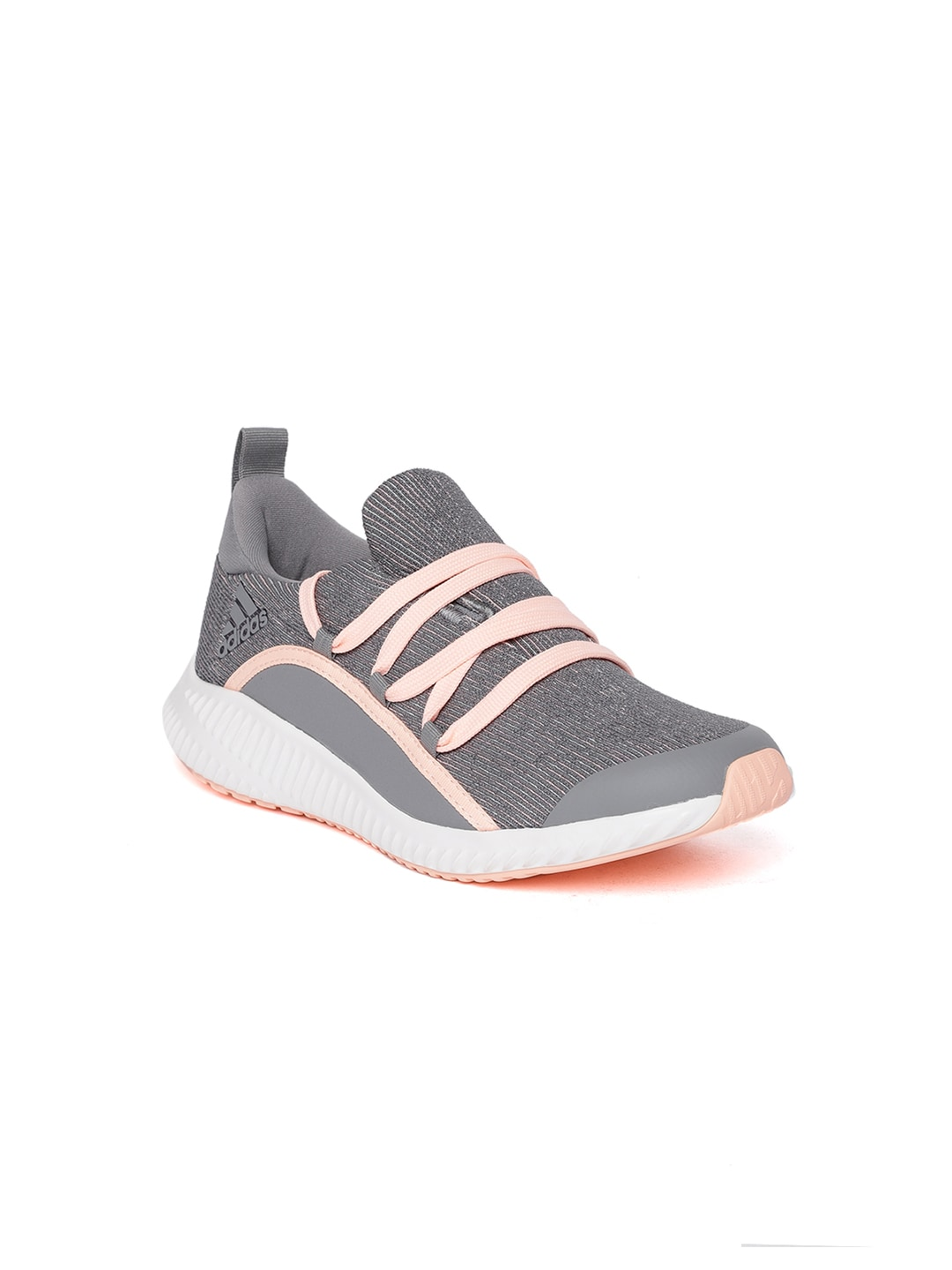 379eddf2a9d Adidas Fortarun X Grey Running Shoes for girls in India - Buy at ...
