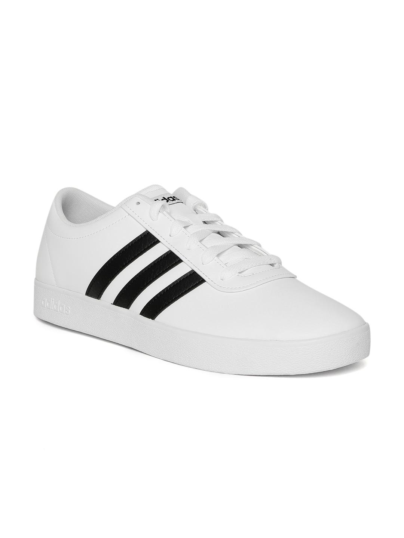 Buy Adidas Men White Vs Advantage Tennis Shoes Sports Shoes For