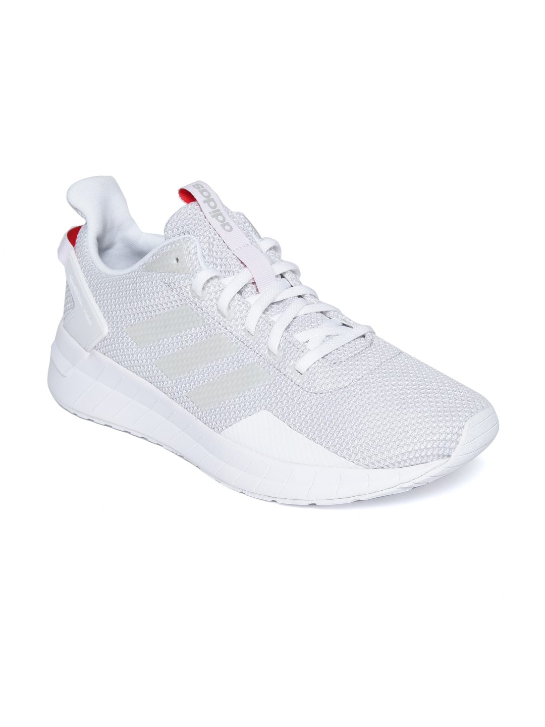 Buy ADIDAS Men Grey   White FURIO 1.0 Running Shoes - Sports Shoes for Men  6842077  c8852c207