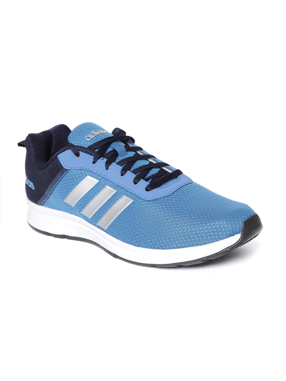 save off 14193 a68f1 Buy ADIDAS Men Black   Red ADISPREE 3 Colourblocked Running Shoes ...