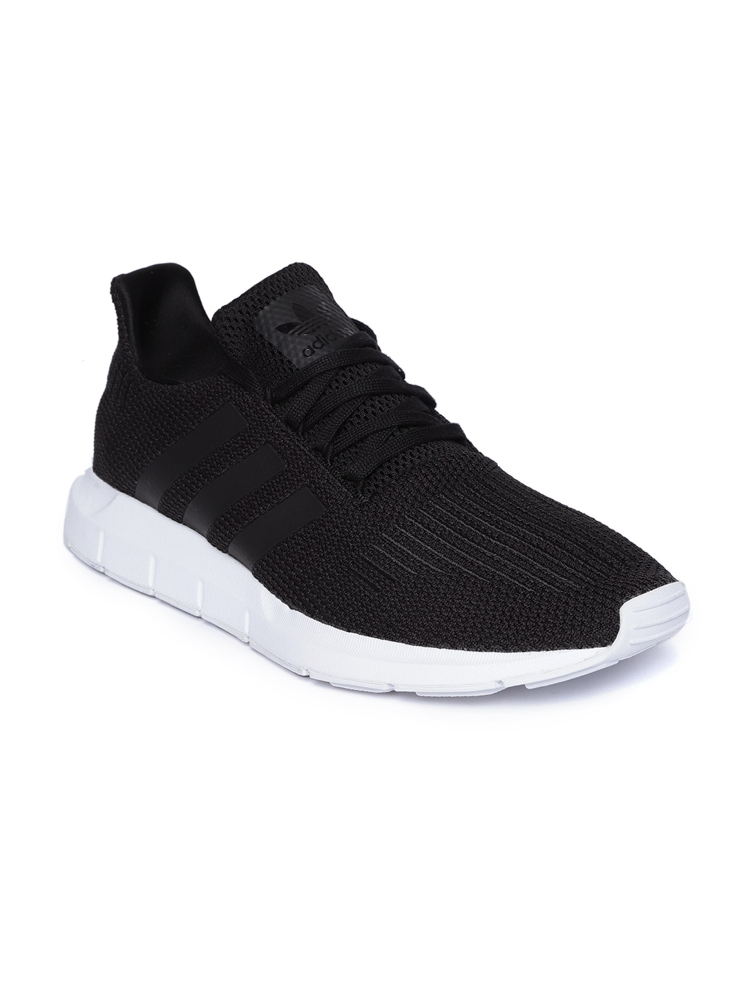 3e9fe41402a1e Buy Adidas Originals Men Black Swift Run Barrier Sneakers - Casual ...