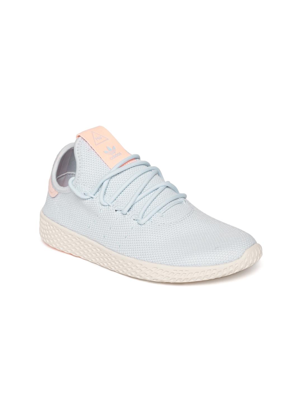 6c5fc3594 Buy ADIDAS Originals Women Pink Pharrell Williams Tennis HU Sneakers ...