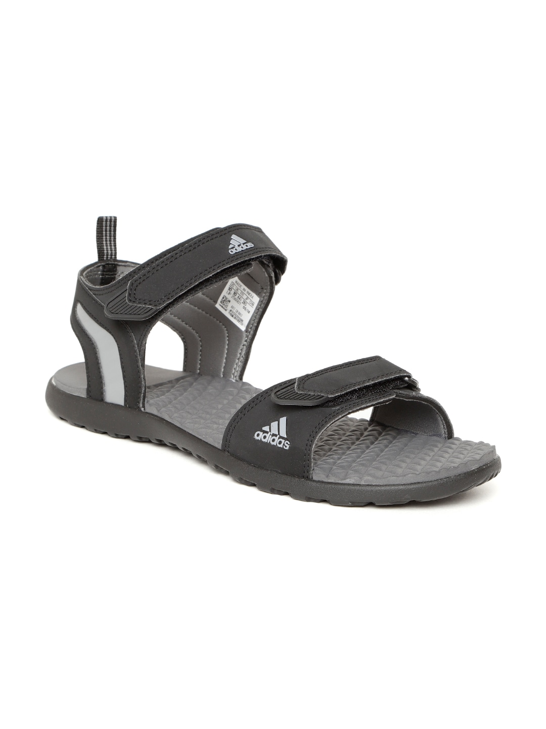 f44cf754f098 Adidas Mobe Black Floaters for Men online in India at Best price on ...