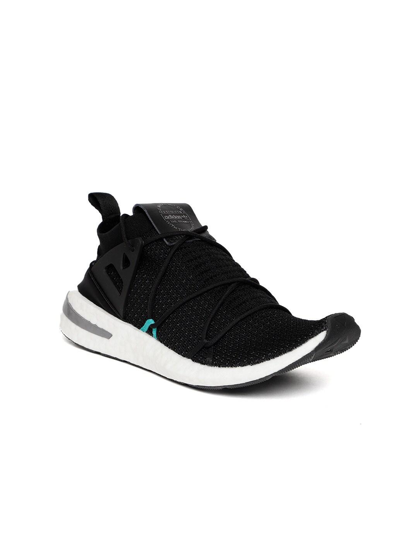 separation shoes f6350 e72ee ADIDAS Originals Women Black ARKYN PK Sneakers