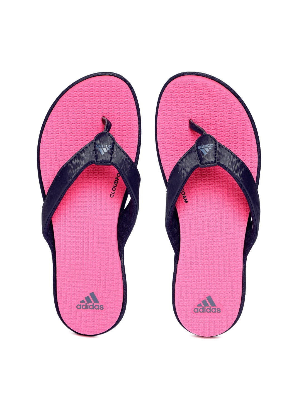 Adidas Adilette Sc Thong Pink Flip Flops For Women - Get -5632