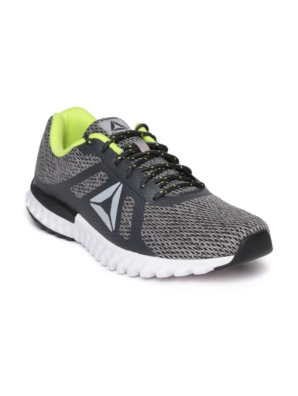 Buy Reebok Men Grey Runner 3.0 Running Shoes - Sports Shoes for Men ... 6b49127ff1