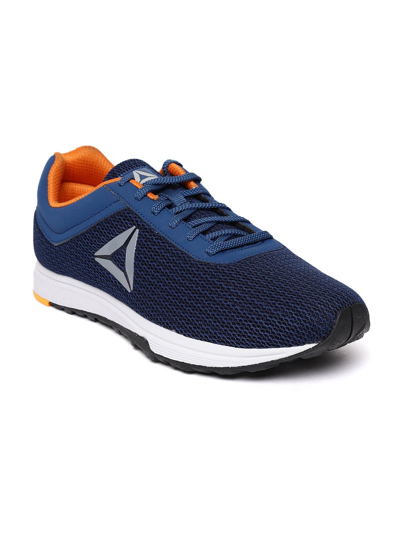 77ca6421def Buy Reebok Men Blue Foster LP Running Shoes - Sports Shoes for Men ...