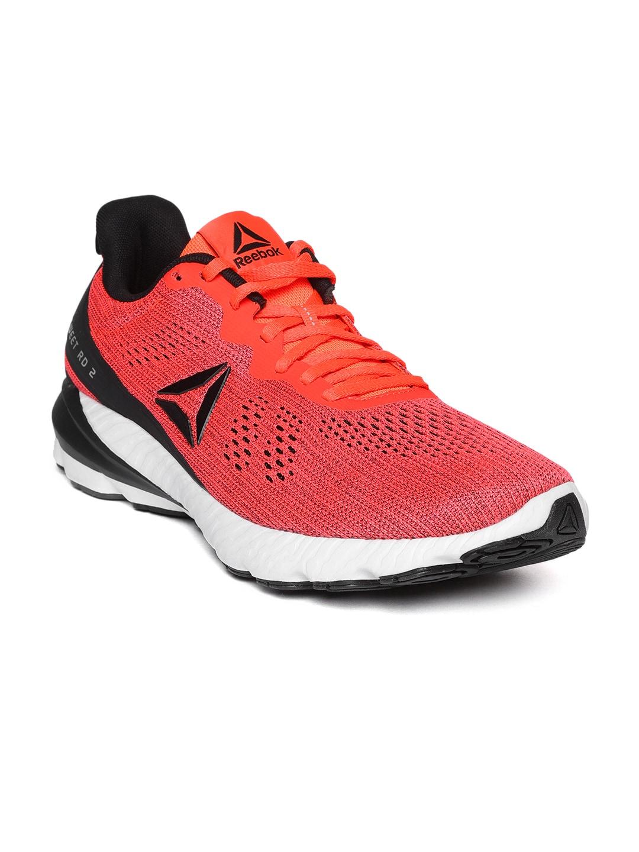 54fd3db4a58a0 Buy Reebok Men Red   Black PRINT RUN PRIME ULTK Running Shoes ...
