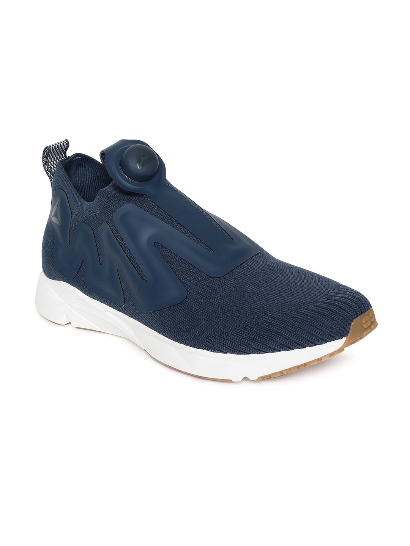 8eea4ff3eba9 Buy Reebok Unisex Black Pump Supreme ULTK Running Shoes - Sports ...
