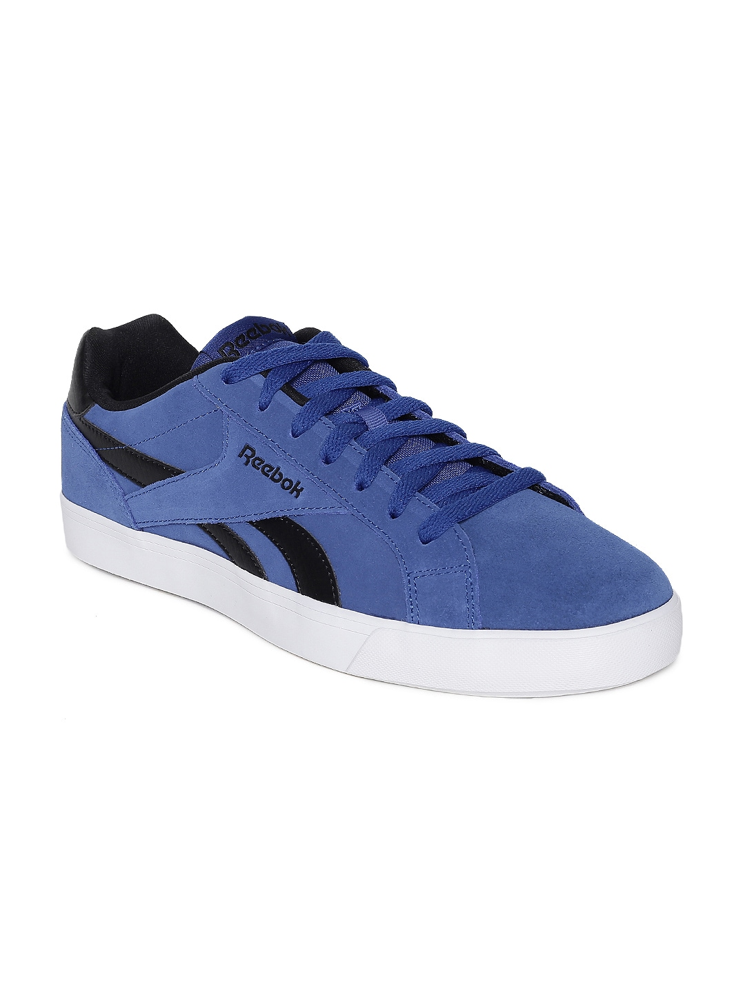 e441a85ed9d Buy Reebok Men Grey ROYAL COMPLETE 2LS Suede Sneakers - Casual Shoes ...