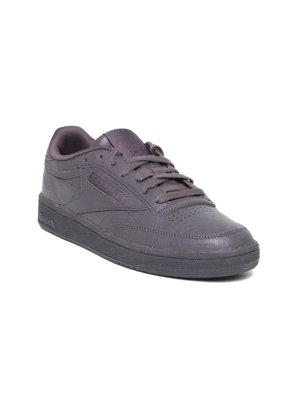 912bdce4d Buy Reebok Classic Women Black Club C 85 Mule Sneakers - Casual ...