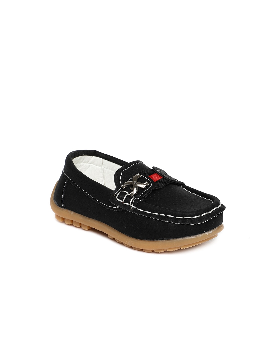 36d03ebe618 Buy Walktrendy Boys Red Loafers - Casual Shoes for Boys 7506909