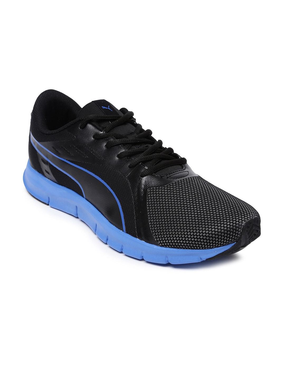 430c13bb145b Buy PUMA Men Grey Carson Runner Inno DP Running Shoes - Sports Shoes ...