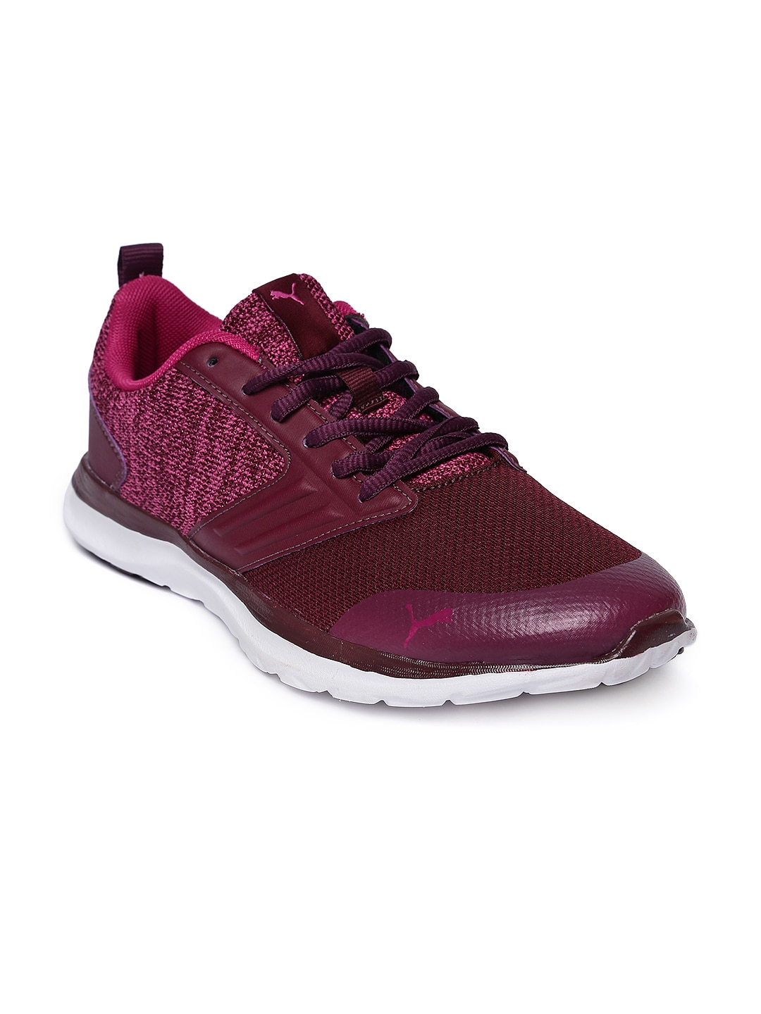 b67dc0d5361f Buy PUMA Women Purple Heritage IDP Running Shoes - Sports Shoes for ...