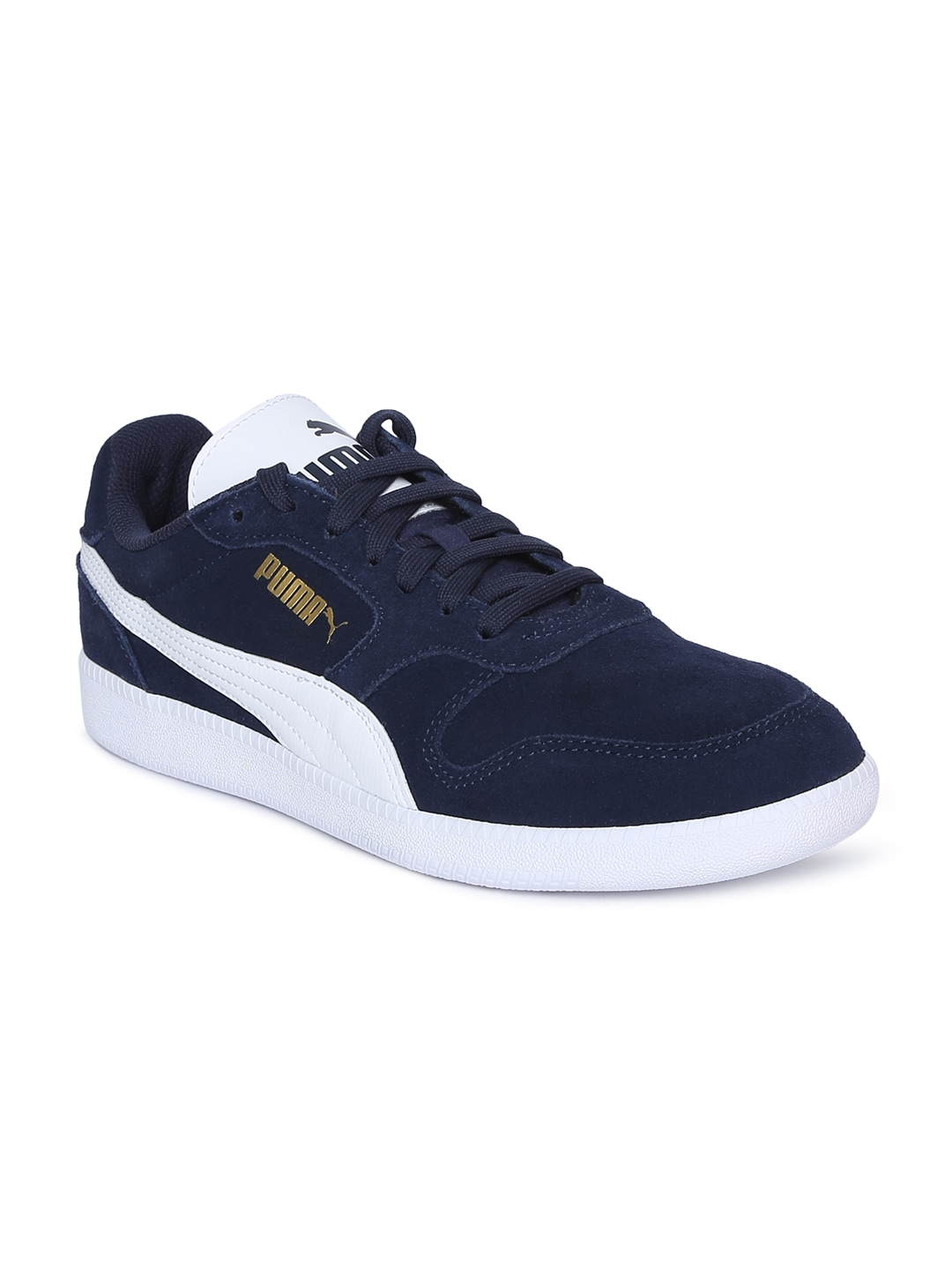fa124360209 Buy Puma Men Black G Vilas 2 Core IDP Sneakers - Casual Shoes for ...