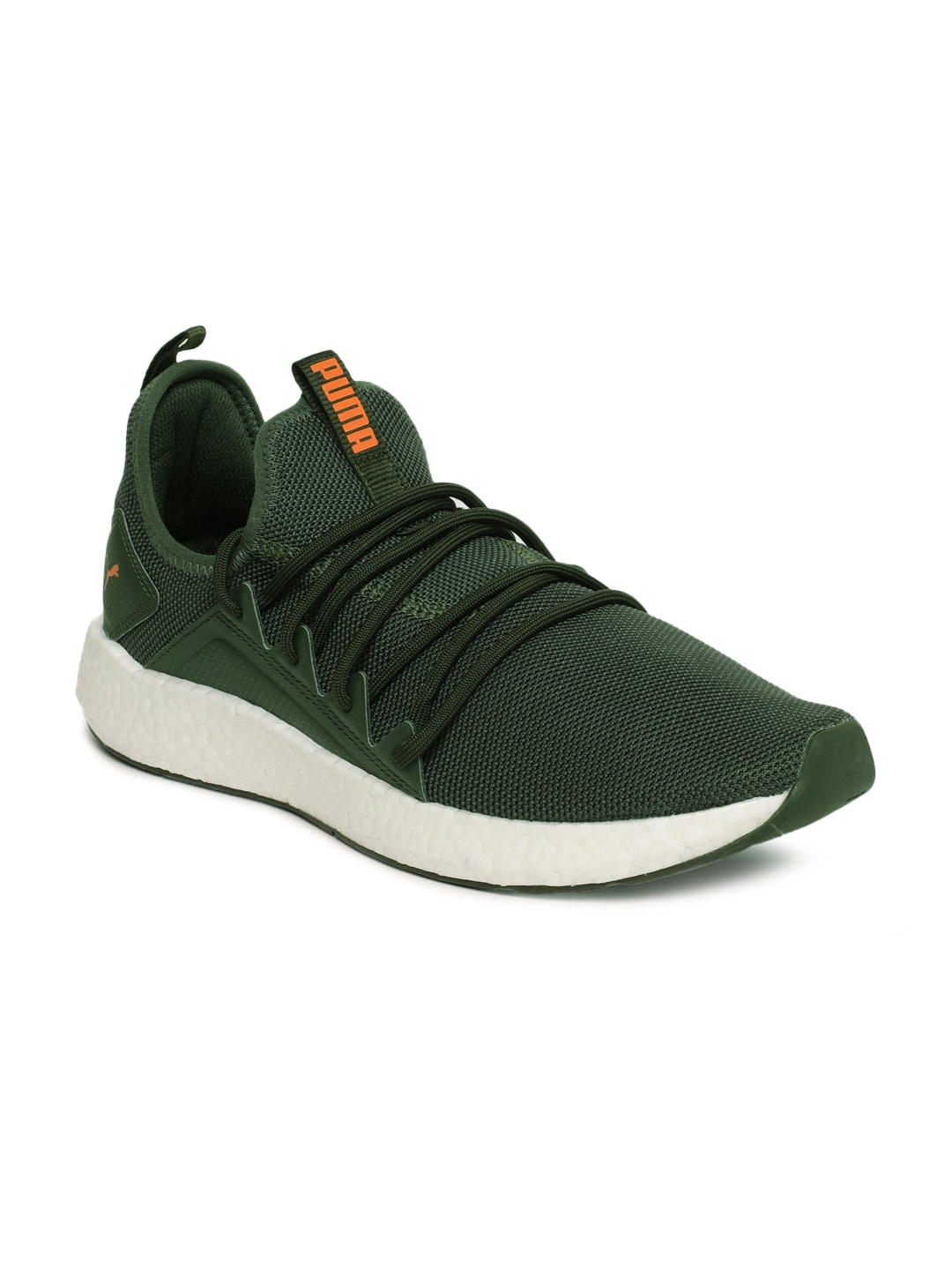 7500d98ceed2 Buy Puma Men Olive Green SPEED RACER Running Shoes - Sports Shoes for Men  8109933