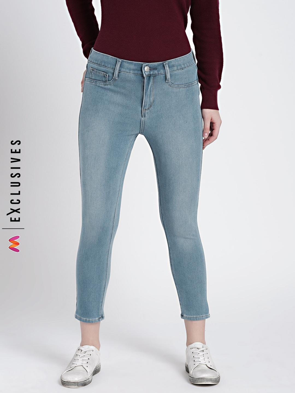 Buy GAP Women s Black Soft Wear Mid Rise Knit Favorite Jeggings ... bae4469a62