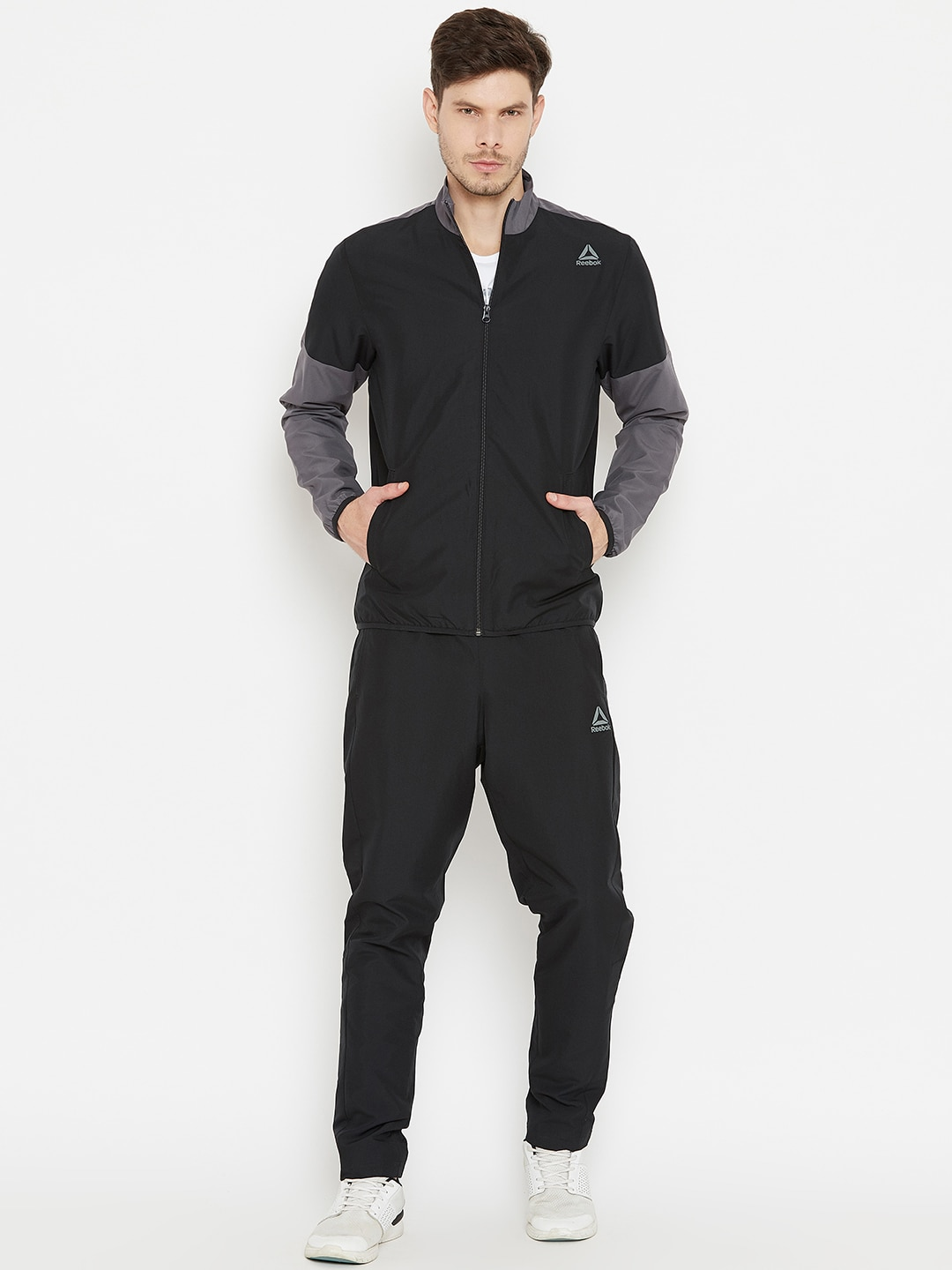 the latest cef1a 2fe50 Buy Nike Navy Blue AS M NSW TRK SUIT PK BASIC Tracksuit - Tracksuits ...