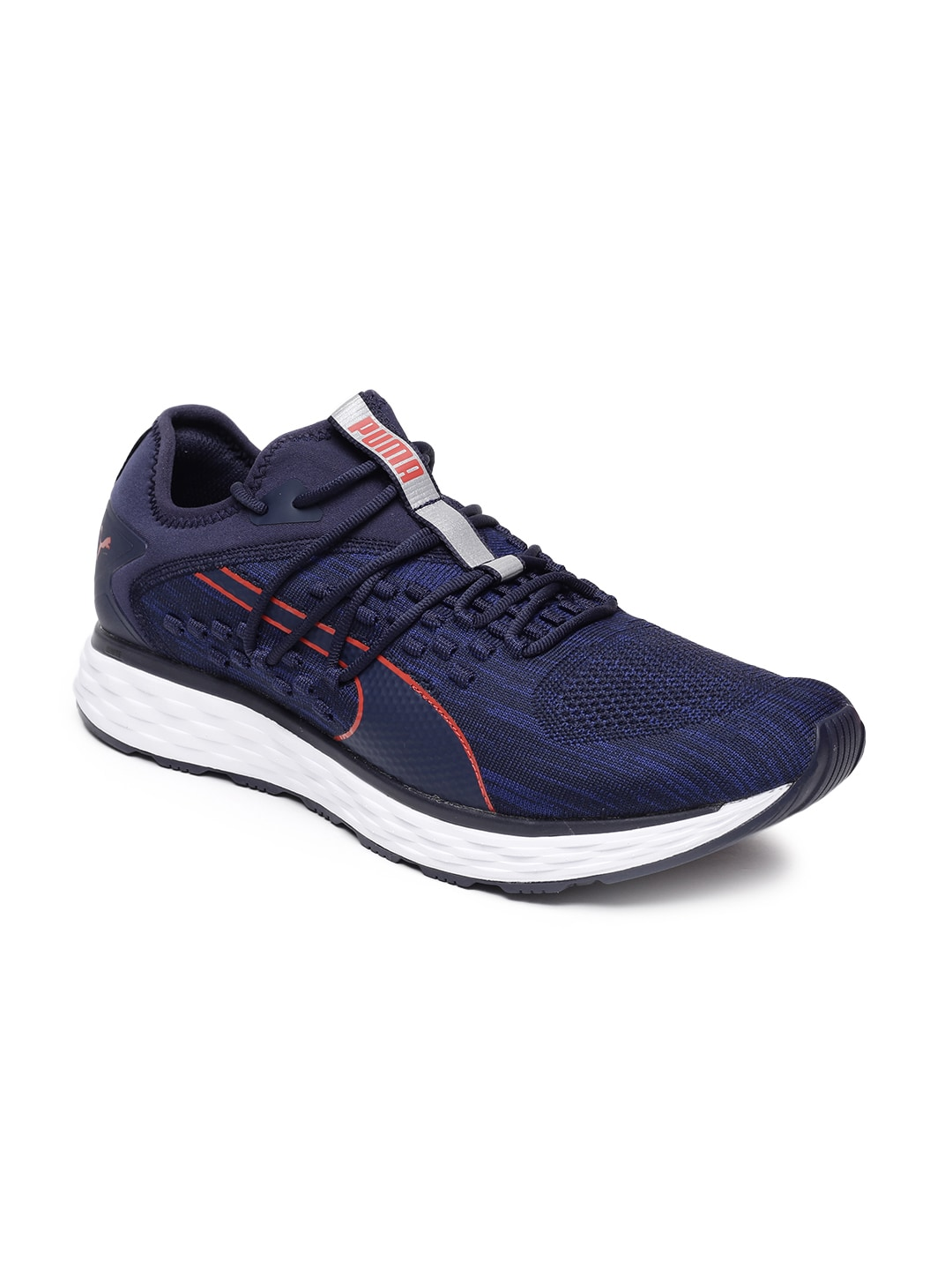 Buy Puma Men Blue IGNITE Ultimate 2 Running Shoes - Sports Shoes for ... 70fbbbe49