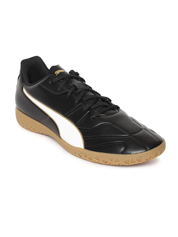 size 40 cdcf7 25fa6 ADIDAS Men Black X Tango 18.4 Indoor Football Shoes