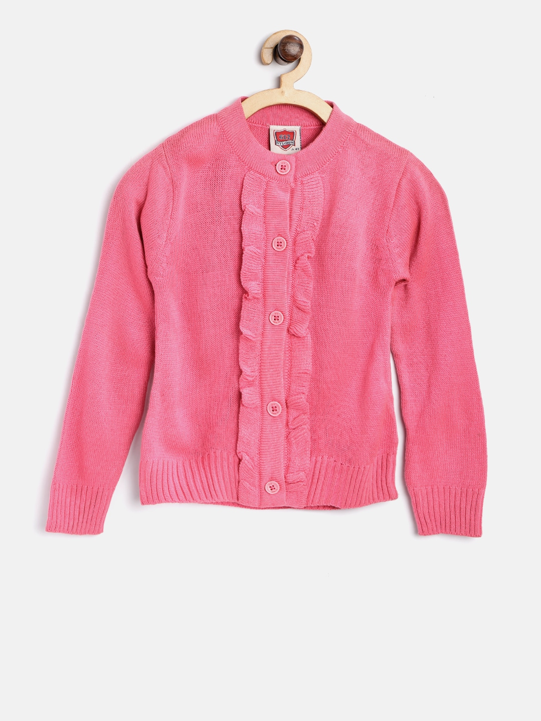 a5c939f174e3 Buy Gini And Jony Girls Off White Cable Knit Pullover - Sweaters for ...