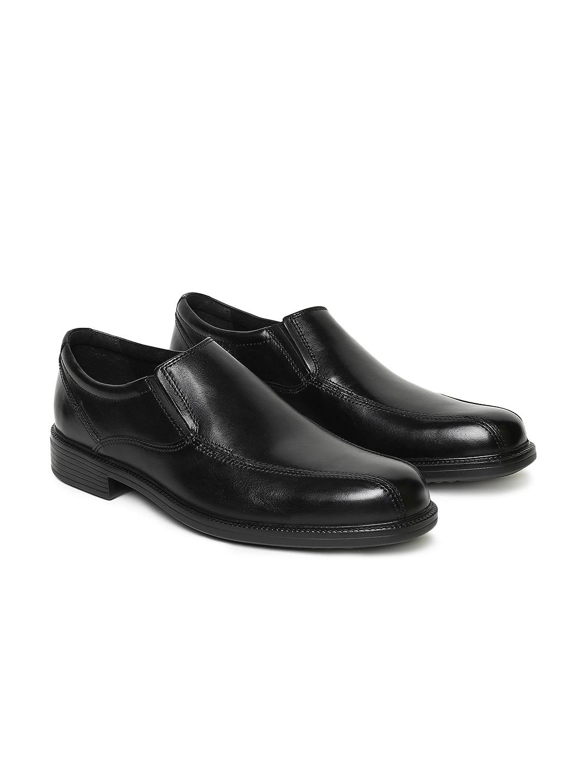 2afa949e3cd Buy J.FONTINI Men Black Leather Formal Shoes - Formal Shoes for Men ...