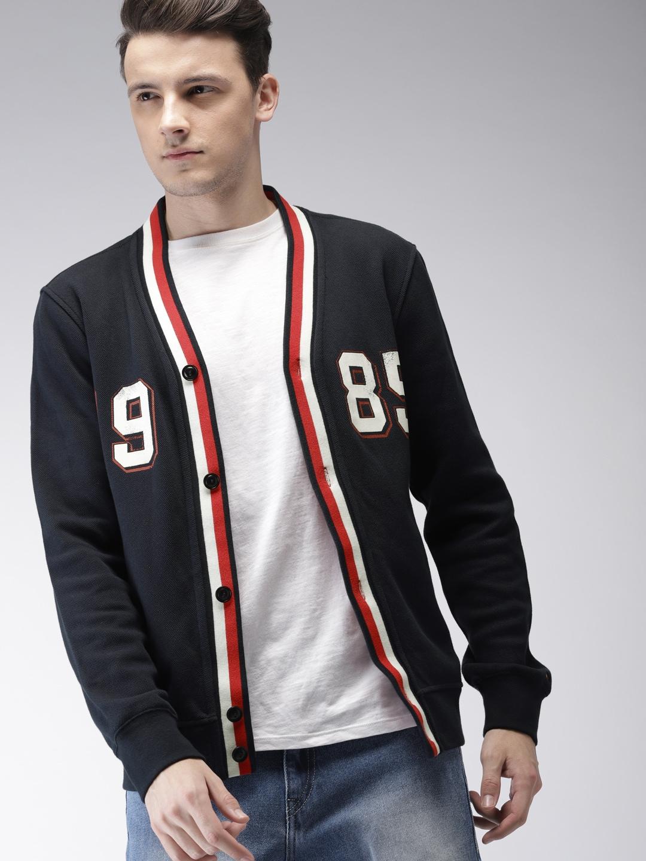 4cc557d2bf48 Buy Tommy Hilfiger LEWIS HAMILTON Men White Solid Flag Sweatshirt ...