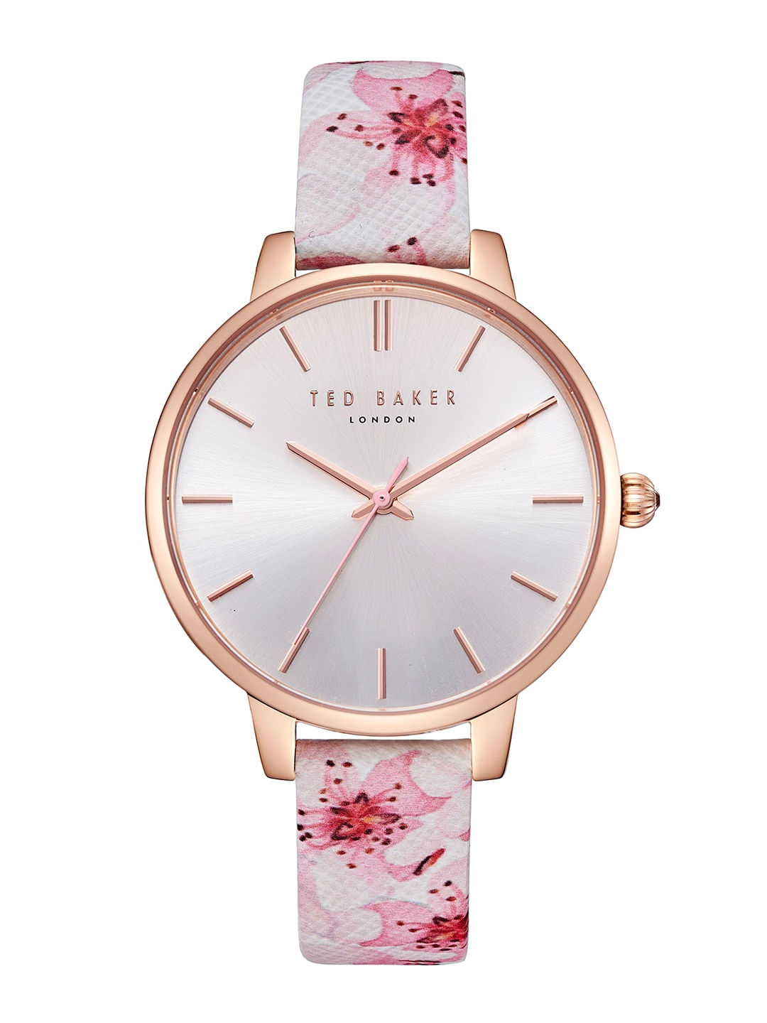 4a0a69f9bc11 Buy Ted Baker Women Pink Analogue Watch TE50272013 - Watches for ...