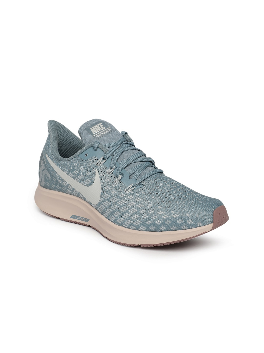 0555611ffdd Buy Nike Women Teal AIR ZOOM VOMERO 13 Running Shoes - Sports Shoes ...