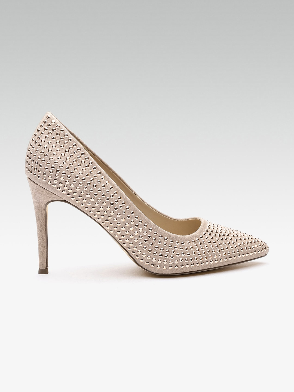 3b4358eb93 Dorothy Perkins Elsa Beige Stilettos for women - Get stylish shoes ...