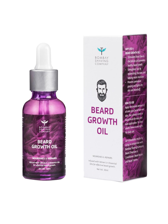 Buy BARBERS CLUB Beard Growth Oil With Black Seed Oil 30 Ml - Beard