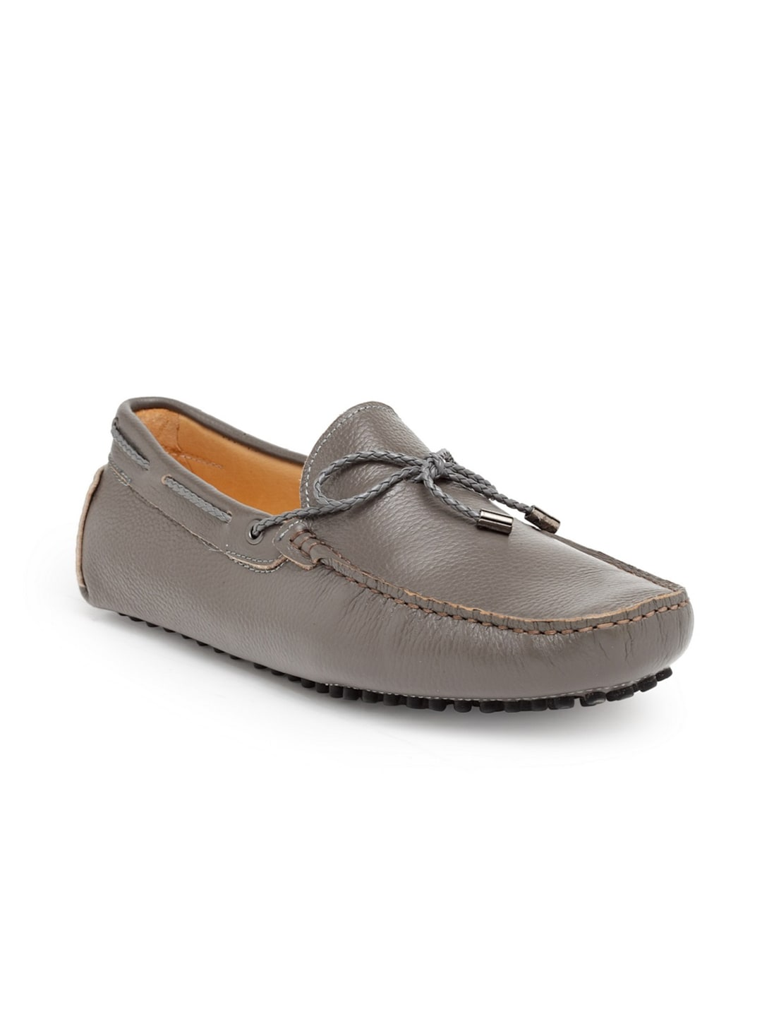 da111b87aad Buy Louis Philippe Men Tan Brown Leather Loafers - Casual Shoes for ...