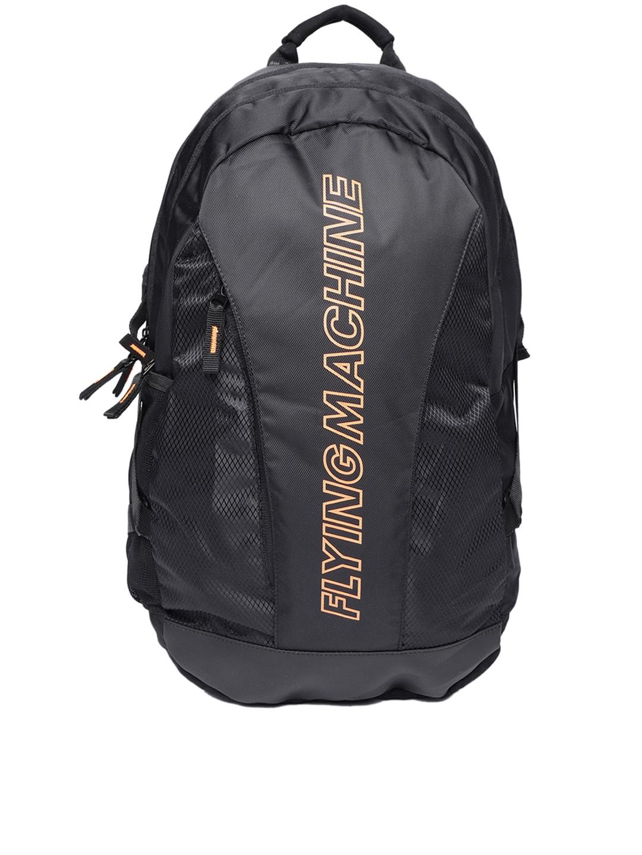 16a30d9ccd4f Buy Puma Men Black Solid Ultimate Pro IND Backpack - Backpacks for ...