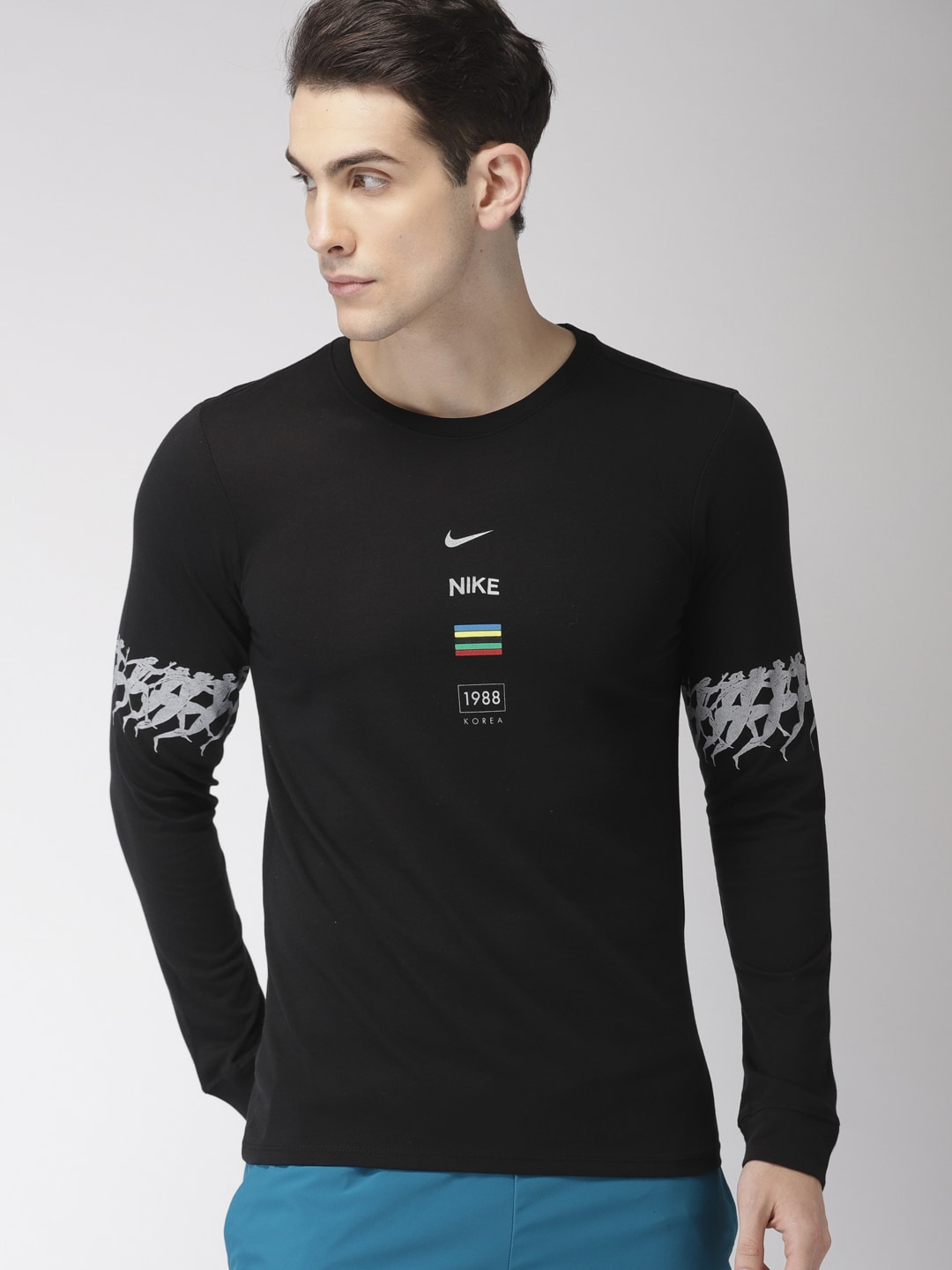 7368c276b SIMILAR PRODUCTS. Nike. Rs. 1995 Rs. 1296 (35% OFF). Printed Round Neck T- shirt