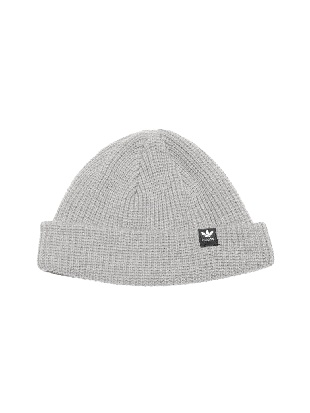 0b580b12a4b Buy ADIDAS Unisex Grey Solid Climawarm Beanie - Caps for Unisex ...