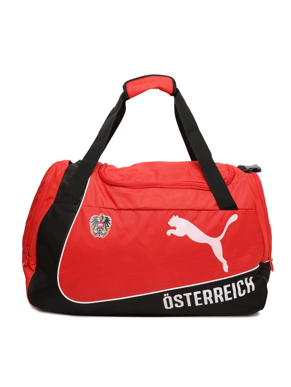 0a29c14b7fb1 Buy Puma Unisex Black Vibe Sports Bag - Duffel Bag for Unisex ...