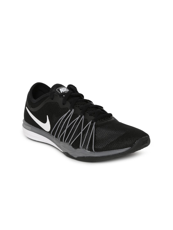 0705c6eb1295 Buy Nike Women Black ZOOM CONDITION TR Training Shoes - Sports Shoes ...