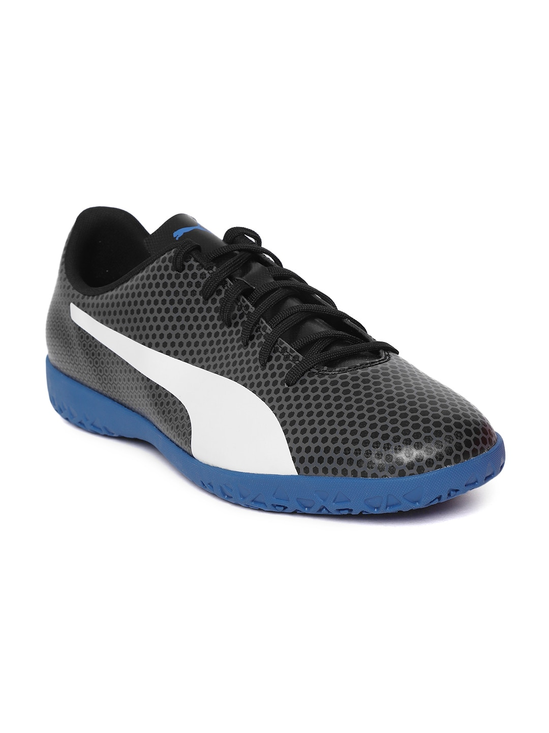 47565cbf4da9 Buy Puma Men Black Spirit TT Turf Soccer Shoes - Sports Shoes for ...