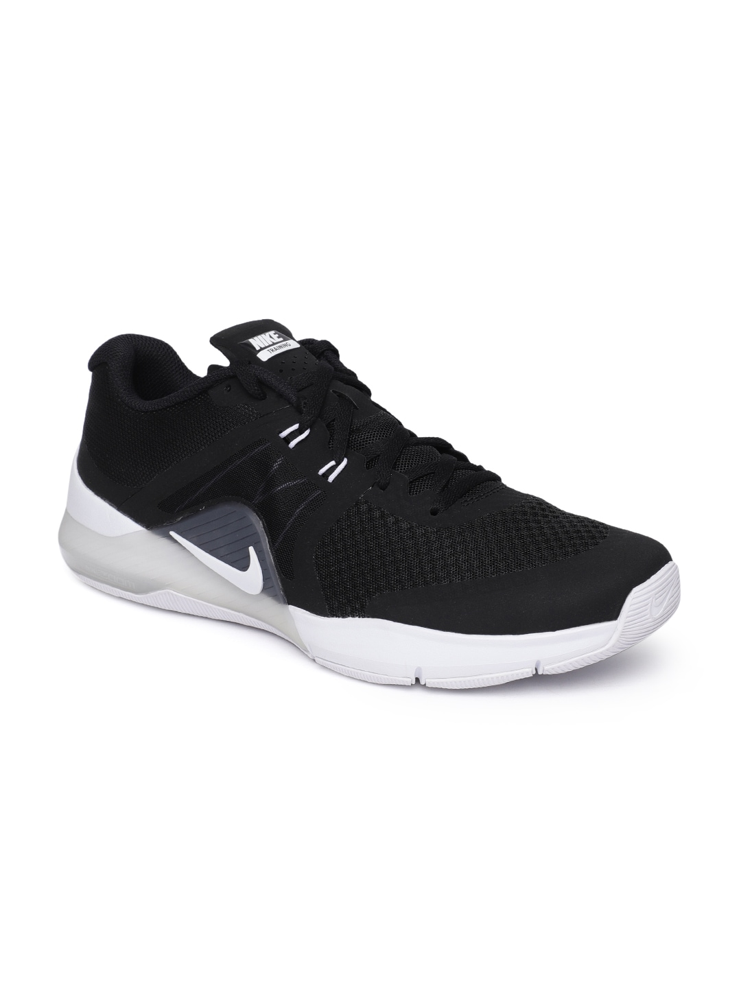 7a3bc20139e1ae Nike Zoom Train Complete Black Training Shoes for Men online in ...