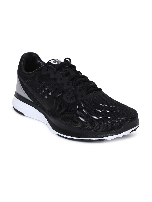 0e0ab45359e0 Buy Nike Women Black FLEX SUPREME TR 5 Training Shoes - Sports Shoes ...