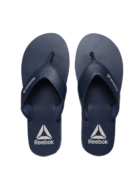 dc2c9c8e615a0c Reebok Possession Iv Lp Navy Blue Flip Flops for Men online in India ...