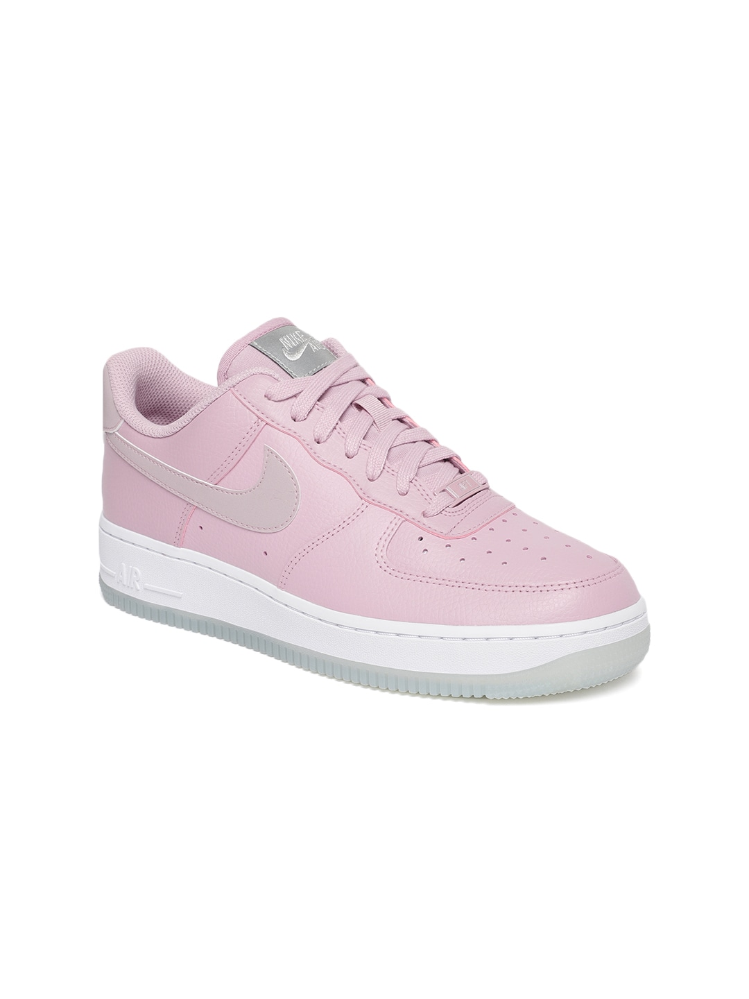 43d6189f7e7 Buy Nike Women Blue Air Force 1  07 Ess Leather Sneakers - Casual ...