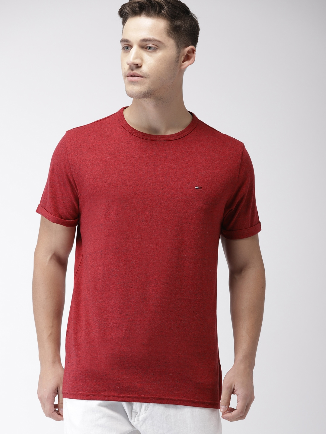 27c9d704a Buy Puma Men Maroon Printed VK Polo T Shirt - Tshirts for Men ...
