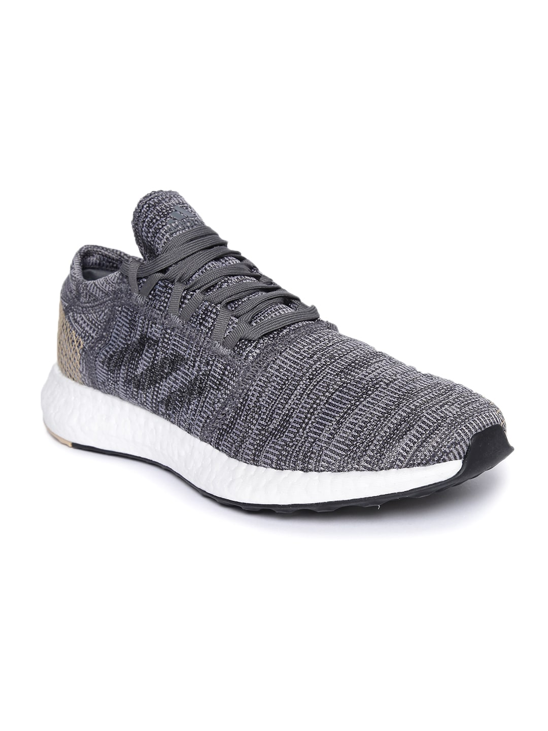 01227ca4be21e Adidas Pureboost Zg Prime Grey Running Shoes for Men online in India ...
