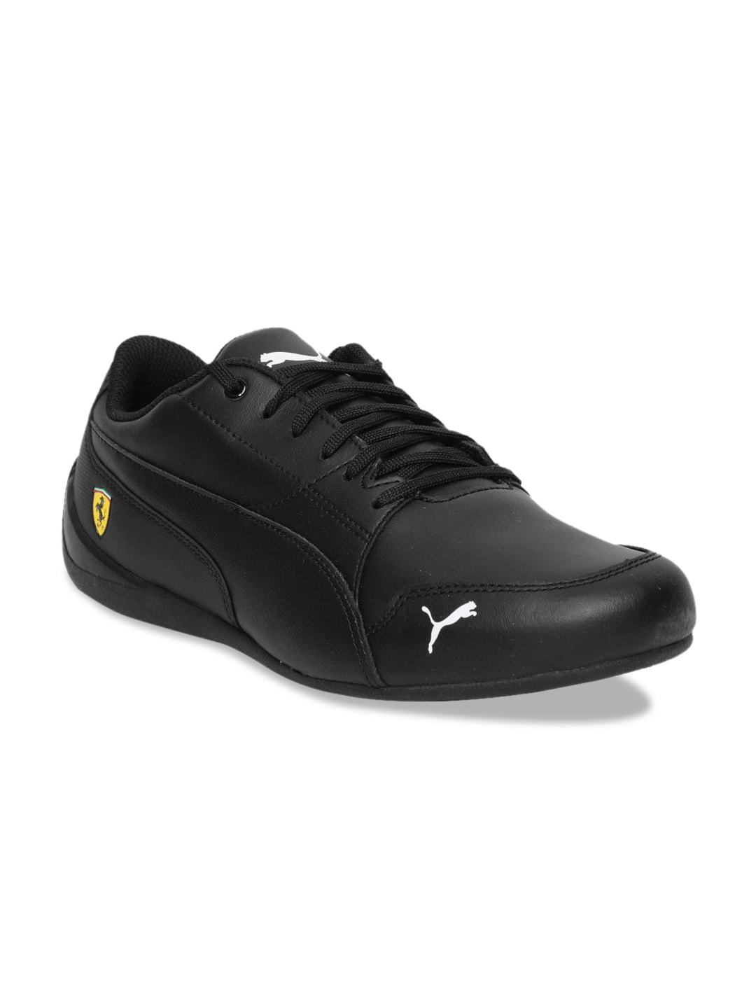 8b688a424de Buy Puma Kids Black SF Drift Cat 7S Ultra JR Sneakers - Casual Shoes ...