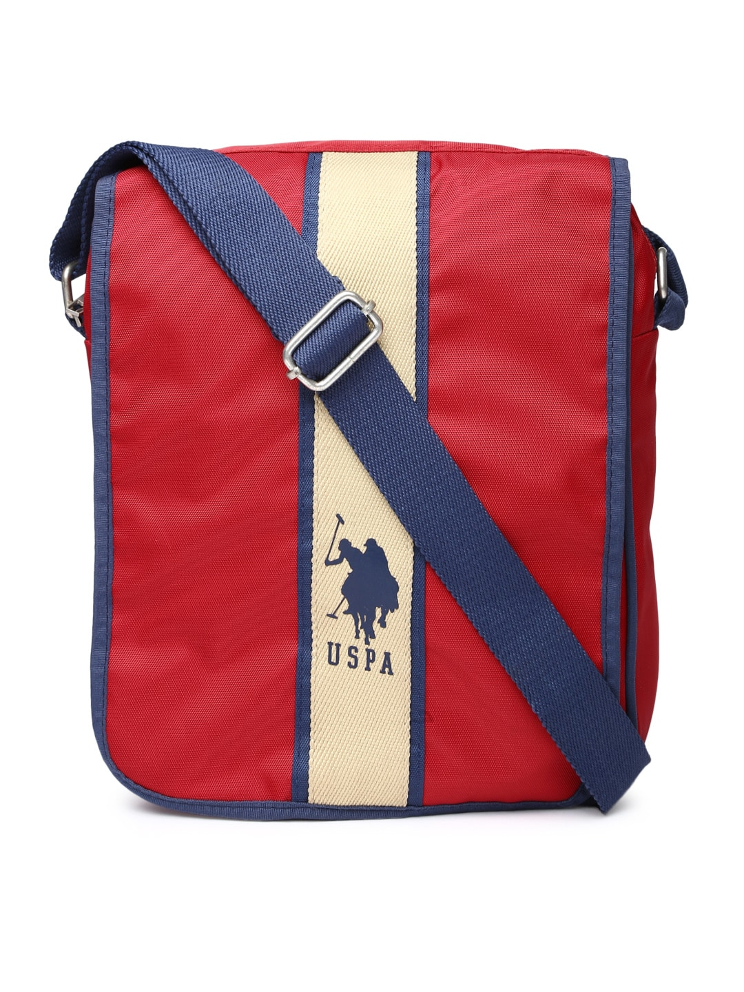 a62862bfc9ba Us polo assn usax0093 Unisex Red Messenger Bag - Best Price in ...