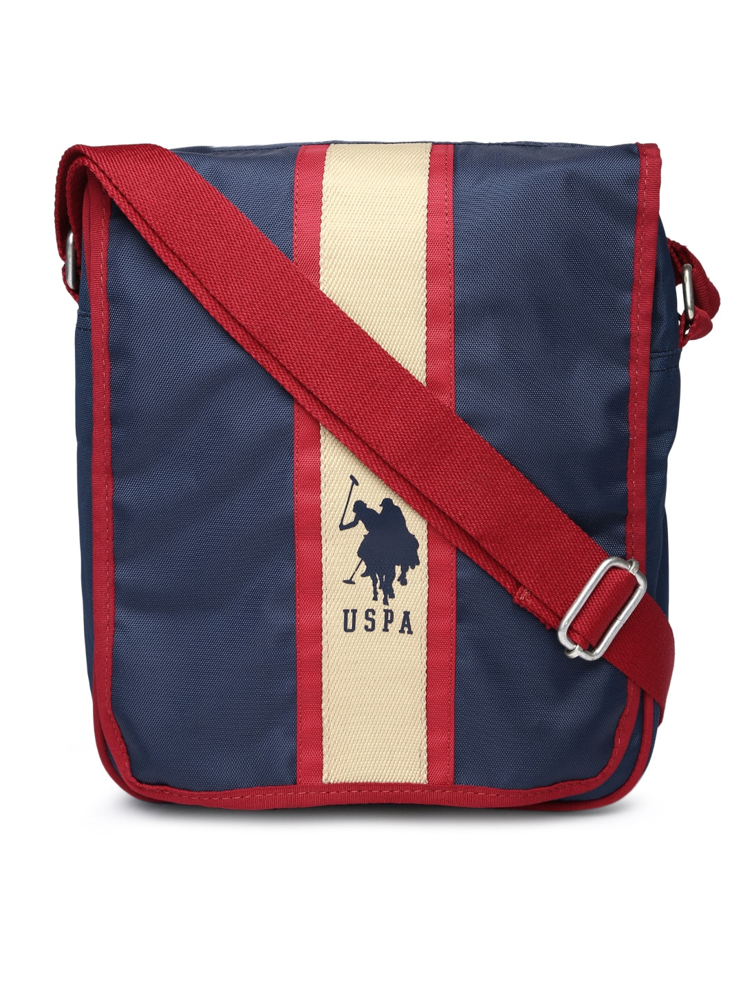 bec872c0f327 Us polo assn usax0098 Unisex Navy Messenger Bag - Best Price in ...