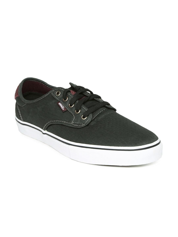 85a6359357 Buy Vans Men Olive Green Chima Ferguson Pro Skate Shoes - Casual ...